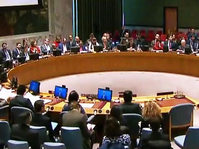 Danny Danon Speaks at the Security Council