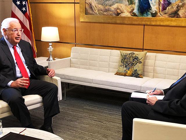 U.S. Ambassador to Israel David Friedman