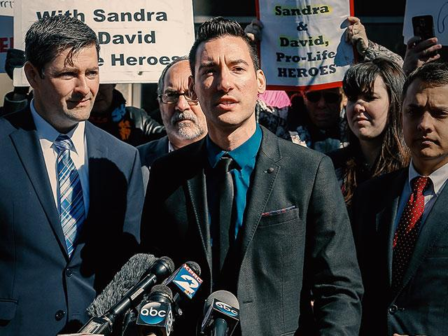 David Daleiden, Center for Medical Progress. (AP Photo)