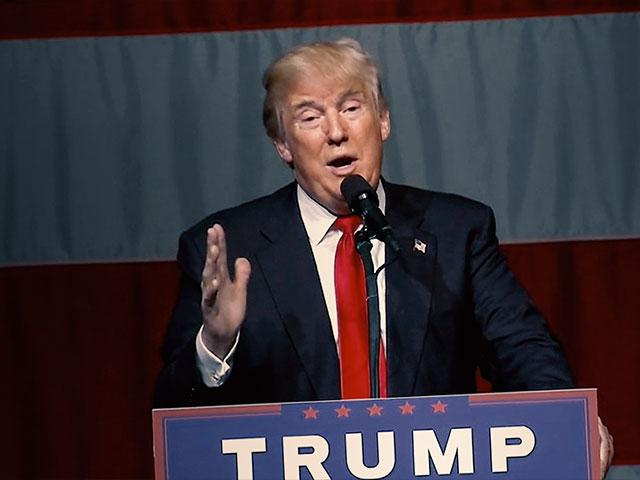 Donald Trump, primaries, Presidential election