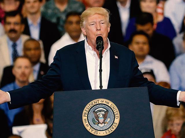 Donald Trump Campaign Rally