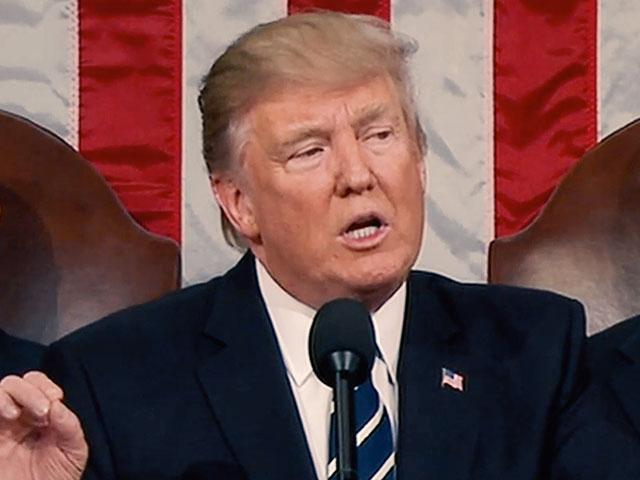 Donald Trump Congress Address