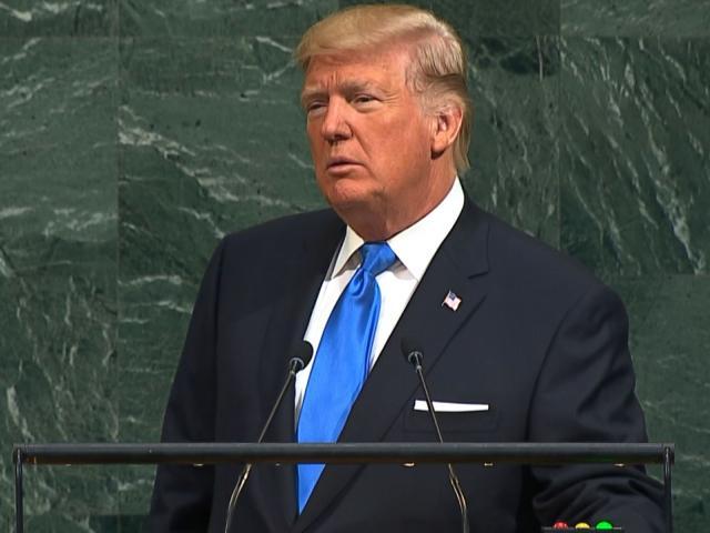 Donald Trump UN 2