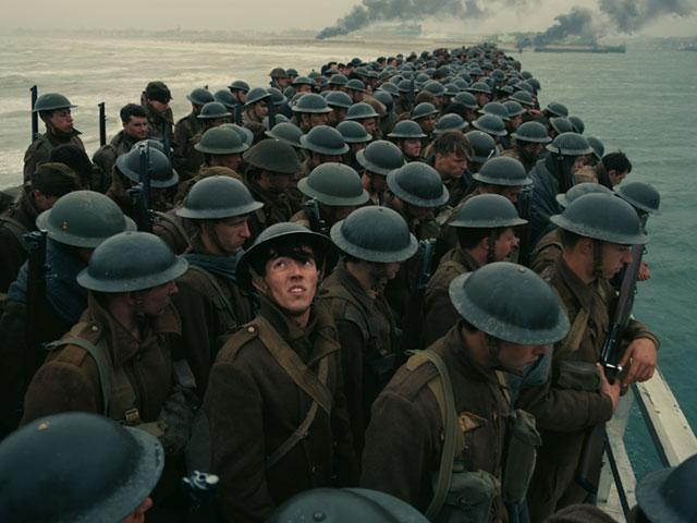 Dunkirk movie by director Christopher Nolan