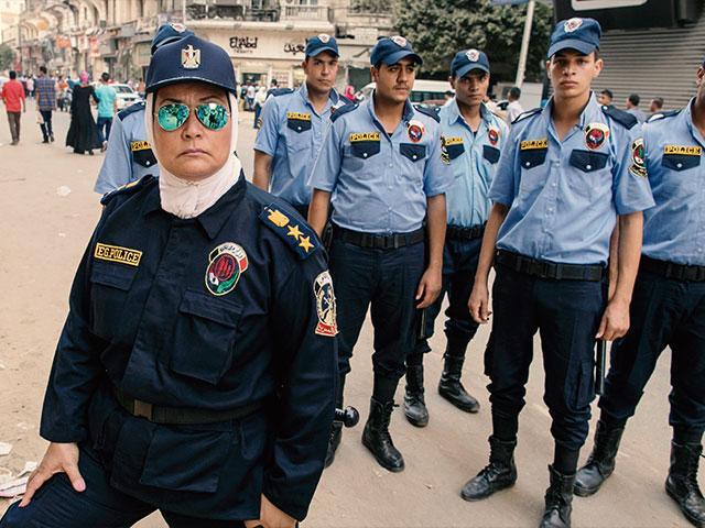 egyptpolicewomanap