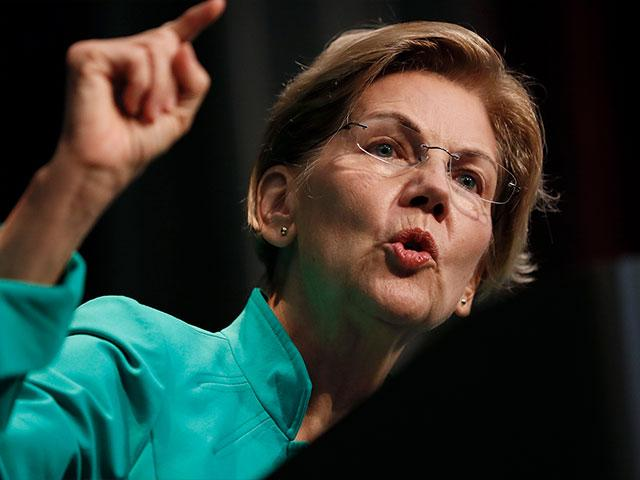 Democratic presidential candidate Sen. Elizabeth Warren (AP Photo)