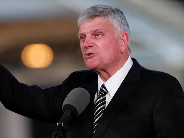 Franklin Graham (AP Photo)