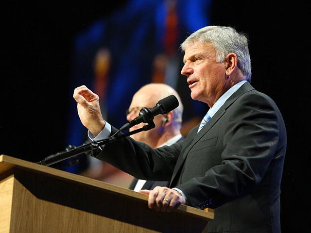Franklin Graham Twitter