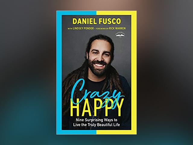 daniel fusco author of crazy happy