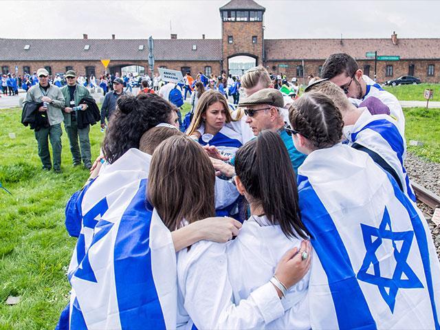 gatheringisraelflag