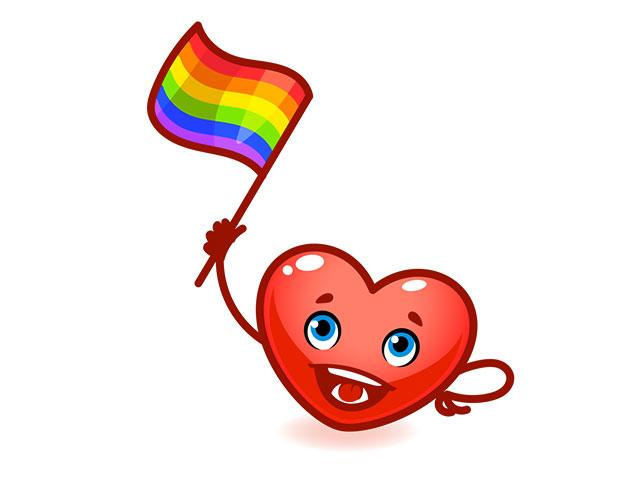 gayflagheartas