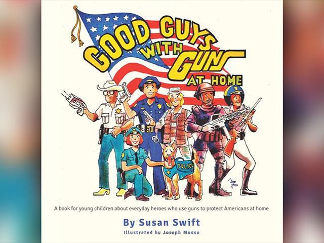 Good Guys With Guns Book