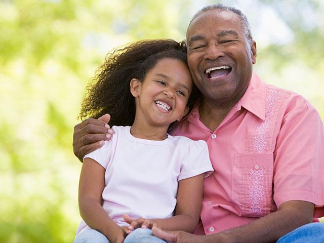 granddad-granddaughter