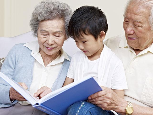 investing advice for my grandchildren