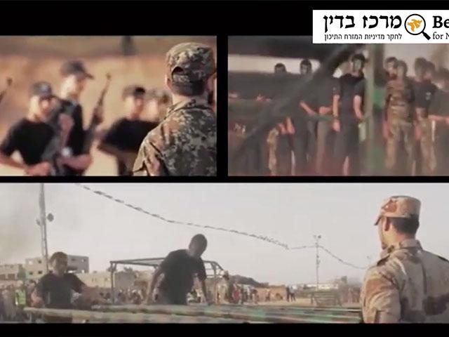Screenshot: Hamas Registration video posted by Center for Near East Policy Research