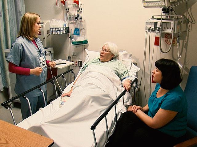 healthcarehospitalroom