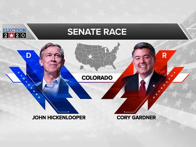 John Hickenlooper (D) vs. Cory Gardner (R)*