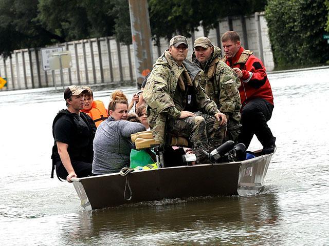 Hurricane Harvey AP