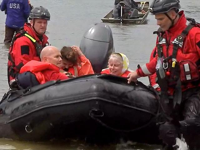 Hurricane Harvey Rescue