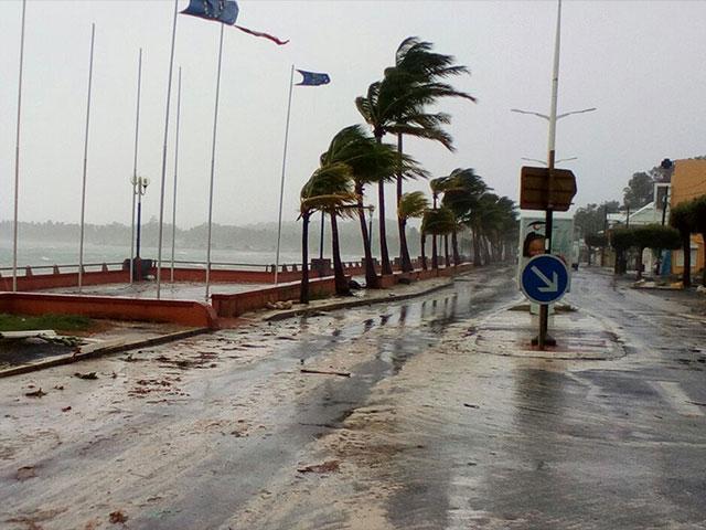 Hurricane Maria AP