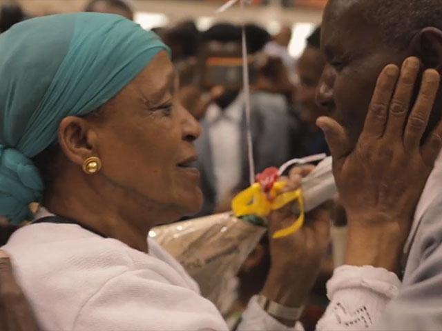 icej ethiopian jews