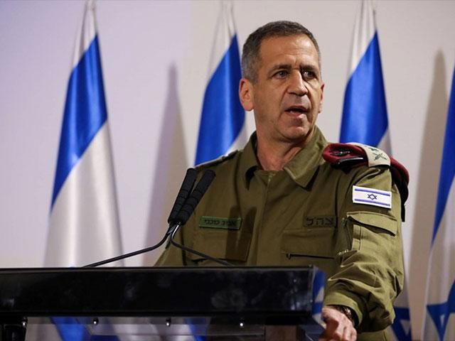 IDF Chief of Staff Aviv Kochavi. (AP Photo/Oded Balilty, File)