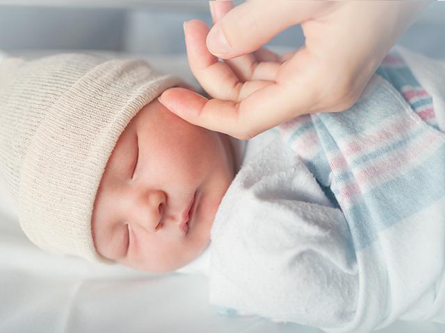 infant newborn baby