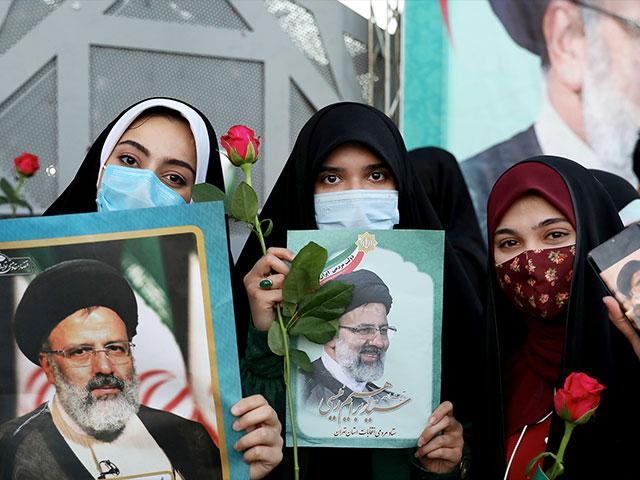 Ebrahim Raisi Wins Iran Elections 2021. Photo: AP