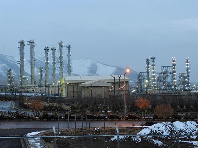 This Jan. 15, 2011 file photo shows Arak heavy water nuclear facilities, near the central city of Arak, 150 miles (250 kilometers) southwest of the capital Tehran, Iran. (AP Photo/ISNA, Hamid Foroutan, File).