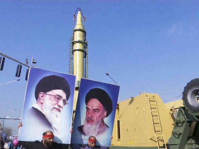 iran parade 2018