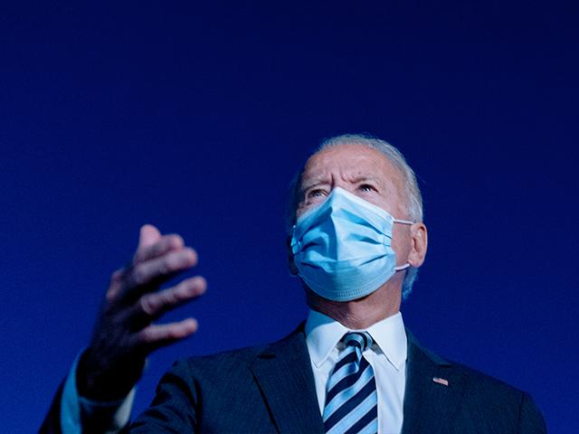 Democratic presidential candidate former Vice President Joe Biden, Oct. 6, 2020 (AP Photo/Andrew Harnik)