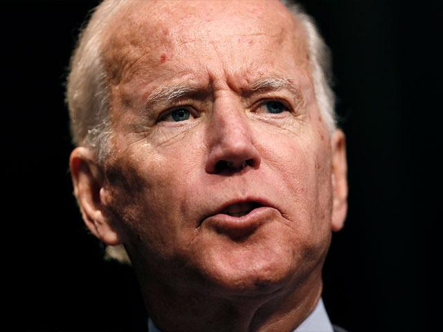 Democratic presidential candidate Joe Biden (AP Photo)