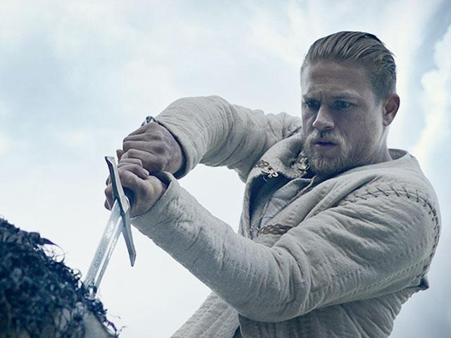 King Arthur: Legend of the Sword, christian movie reviews