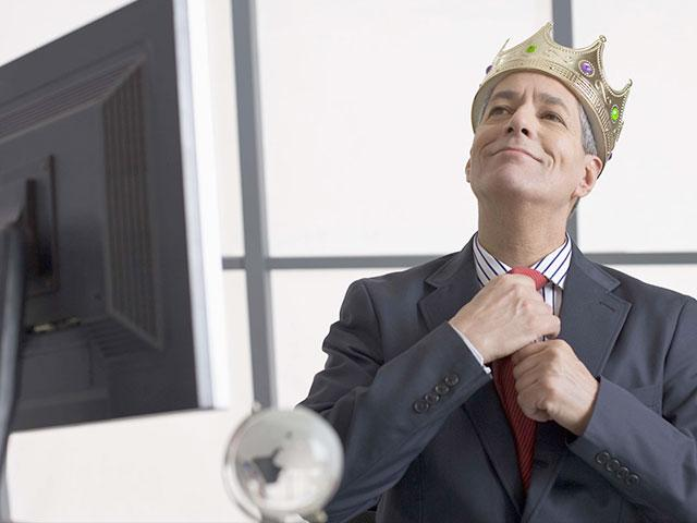 king-businessman