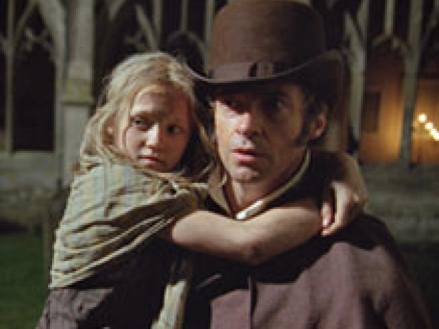 Consider, that Les miserables movie have