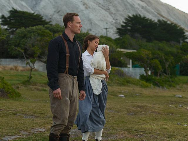 The Light Between Oceans, cr Davi Russo, christian movie reviews
