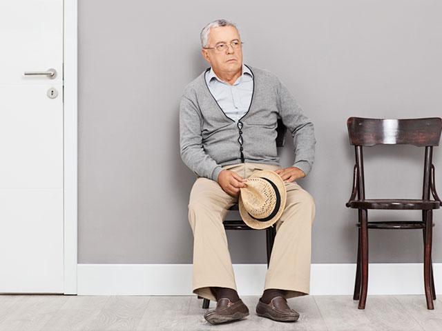 man-waiting-room
