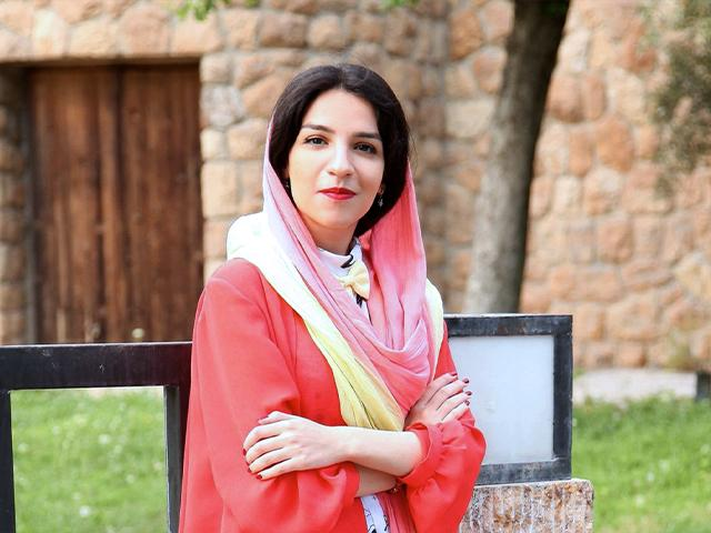 Persecuted Iranian Christian Mary Mohammadi (Photo: Family Research Council)