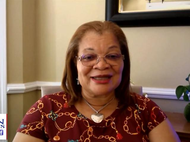 Dr. Alveda King. (Image credit: CBN News)
