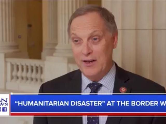 US Rep. Andy Biggs (R-AZ). (Image credit: CBN News)