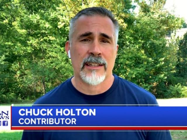 CBN News Contributing Correspondent Chuck Holton. (Image credit: CBN News)