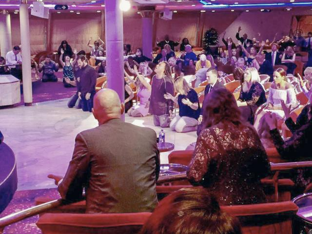 Miracles, Signs, and Wonders on Royal Caribbean Cruise | CBN