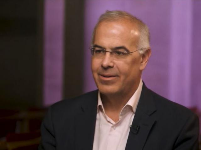 New York Times Columnist David Brooks. (Image credit: CBN News)