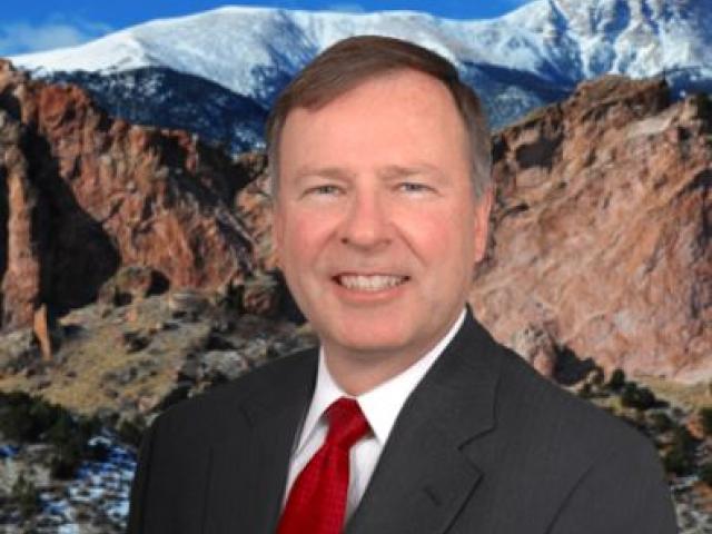US Rep. Doug Lamborn (R-COLO). Image courtesy: Doug Lamborn