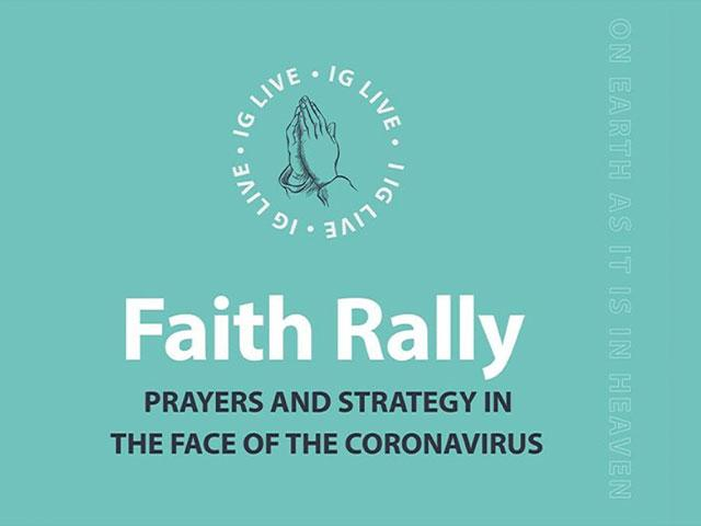Faith Rally