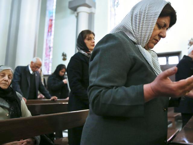Christian Revival Grips Iran