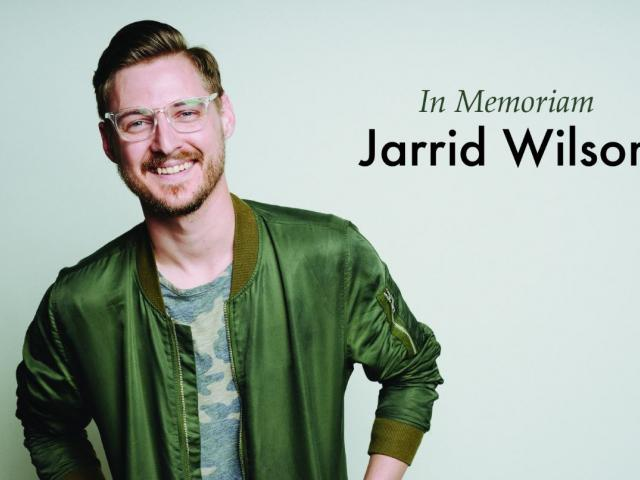 Jarrid Wilson. (Image credit: Greg Laurie/Harvest Christian Fellowship/Facebook)