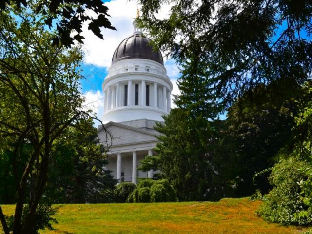 The Maine State House located in Augusta, ME. (Image credit: Wikimedia Commons)