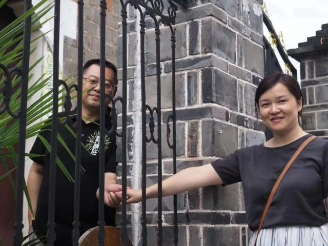 Pastor Wang Yi and his wife Jiang Rong. (Image credit: Early Rain Covenant Church/Facebook)