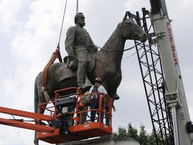 Richmond Orders Removal of Confederate Statues on City Land